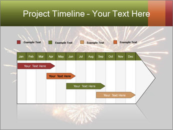 Fireworks PowerPoint Template - Slide 25