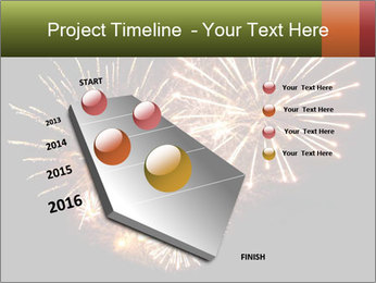 Fireworks PowerPoint Template - Slide 26