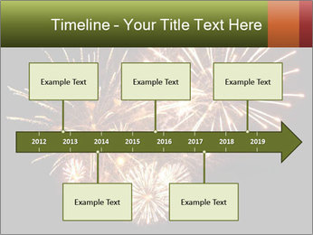 Fireworks PowerPoint Template - Slide 28