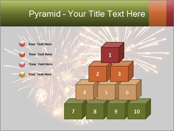Fireworks PowerPoint Template - Slide 31