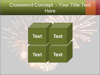 Fireworks PowerPoint Template - Slide 39