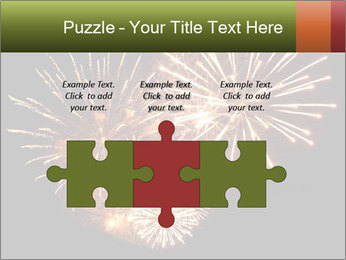 Fireworks PowerPoint Template - Slide 42