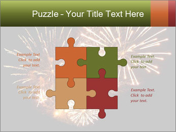 Fireworks PowerPoint Template - Slide 43