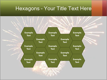 Fireworks PowerPoint Template - Slide 44