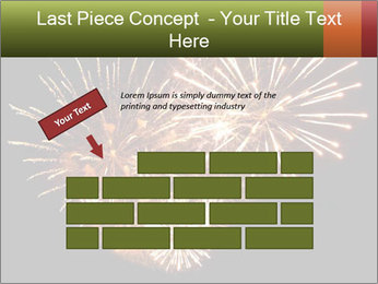 Fireworks PowerPoint Template - Slide 46