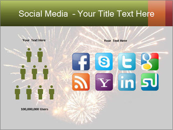 Fireworks PowerPoint Template - Slide 5