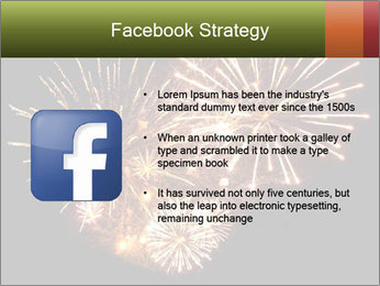 Fireworks PowerPoint Template - Slide 6
