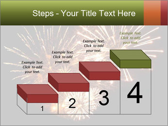 Fireworks PowerPoint Template - Slide 64