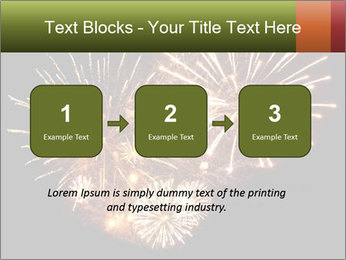 Fireworks PowerPoint Template - Slide 71