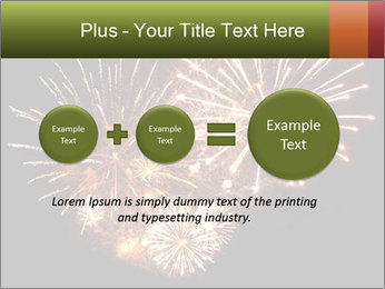 Fireworks PowerPoint Template - Slide 75