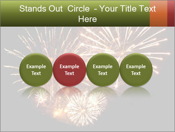 Fireworks PowerPoint Template - Slide 76