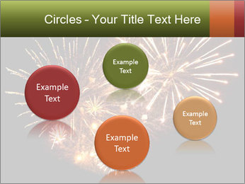 Fireworks PowerPoint Template - Slide 77