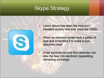 Fireworks PowerPoint Template - Slide 8