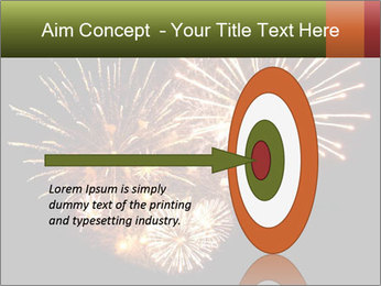 Fireworks PowerPoint Template - Slide 83