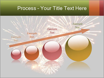Fireworks PowerPoint Template - Slide 87