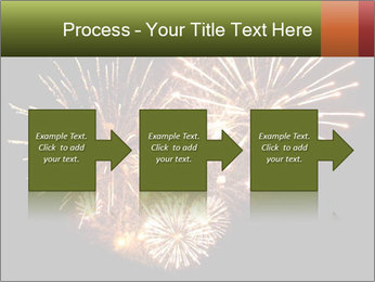 Fireworks PowerPoint Template - Slide 88