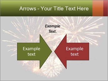 Fireworks PowerPoint Template - Slide 90