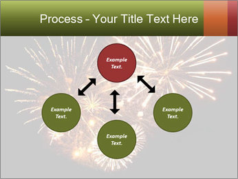 Fireworks PowerPoint Template - Slide 91