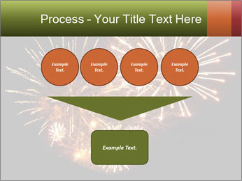 Fireworks PowerPoint Template - Slide 93