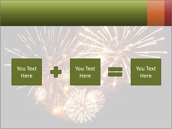 Fireworks PowerPoint Template - Slide 95