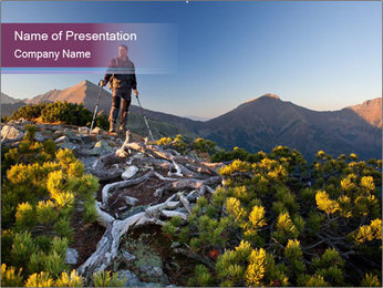 Sunset PowerPoint Templates - Slide 1