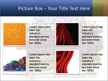 Warm plaids PowerPoint Templates - Slide 14