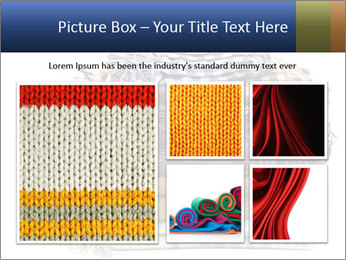 Warm plaids PowerPoint Templates - Slide 19