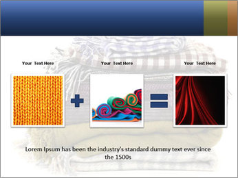 Warm plaids PowerPoint Templates - Slide 22