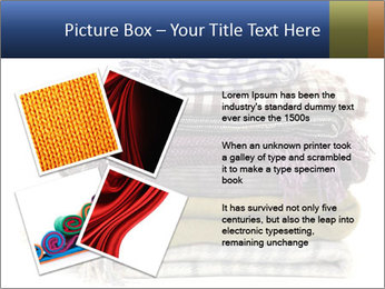 Warm plaids PowerPoint Templates - Slide 23