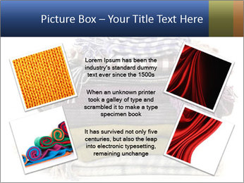 Warm plaids PowerPoint Templates - Slide 24