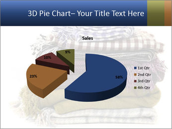 Warm plaids PowerPoint Templates - Slide 35