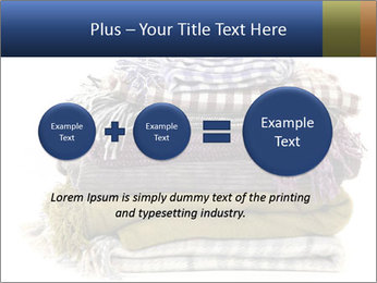 Warm plaids PowerPoint Templates - Slide 75