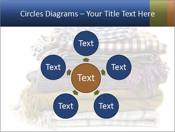 Warm plaids PowerPoint Templates - Slide 78