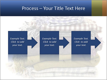 Warm plaids PowerPoint Templates - Slide 88
