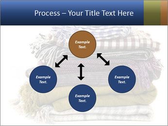 Warm plaids PowerPoint Templates - Slide 91