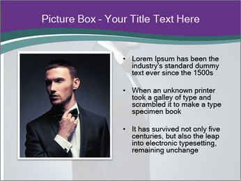 Stylish man PowerPoint Templates - Slide 13