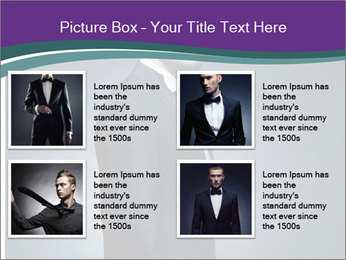 Stylish man PowerPoint Templates - Slide 14