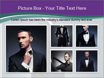 Stylish man PowerPoint Templates - Slide 19
