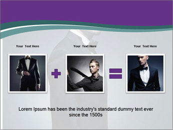 Stylish man PowerPoint Templates - Slide 22