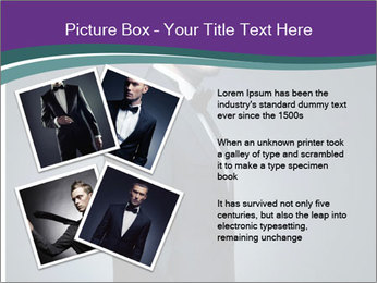 Stylish man PowerPoint Templates - Slide 23