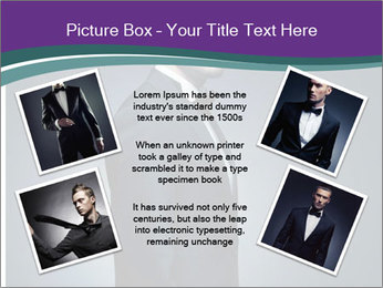 Stylish man PowerPoint Templates - Slide 24