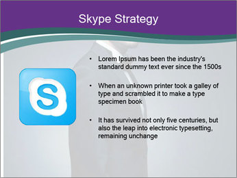 Stylish man PowerPoint Templates - Slide 8