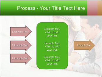 Meeting Around Table PowerPoint Template - Slide 85