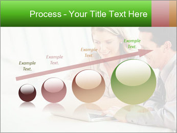 Meeting Around Table PowerPoint Template - Slide 87