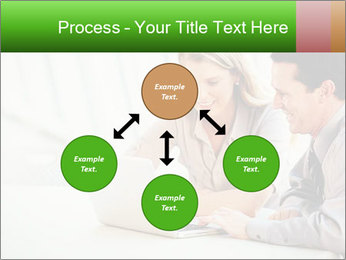 Meeting Around Table PowerPoint Template - Slide 91
