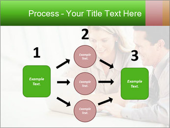 Meeting Around Table PowerPoint Template - Slide 92