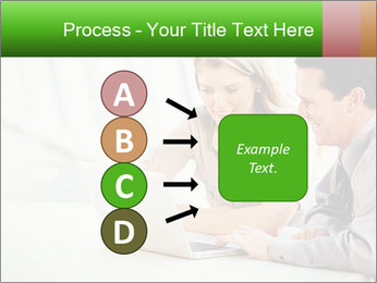 Meeting Around Table PowerPoint Template - Slide 94