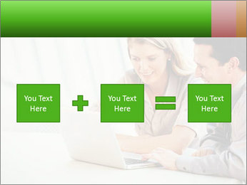 Meeting Around Table PowerPoint Template - Slide 95