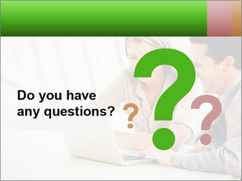 Meeting Around Table PowerPoint Template - Slide 96