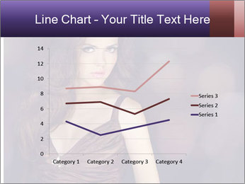 Woman with Healthy Long Hair PowerPoint Template - Slide 54